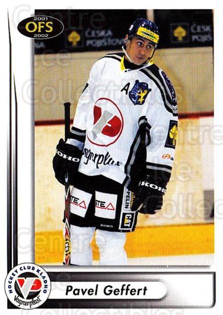 2001-02 Czech OFS #169 Pavel Geffert<br/>5 In Stock - $2.00 each - <a href=https://centericecollectibles.foxycart.com/cart?name=2001-02%20Czech%20OFS%20%23169%20Pavel%20Geffert...&quantity_max=5&price=$2.00&code=93538 class=foxycart> Buy it now! </a>