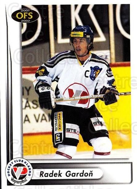 2001-02 Czech OFS #173 Radek Gardon<br/>4 In Stock - $2.00 each - <a href=https://centericecollectibles.foxycart.com/cart?name=2001-02%20Czech%20OFS%20%23173%20Radek%20Gardon...&quantity_max=4&price=$2.00&code=93542 class=foxycart> Buy it now! </a>