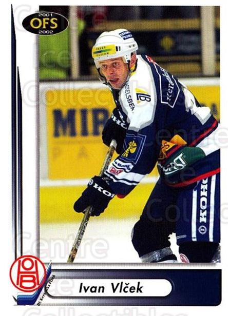 2001-02 Czech OFS #206 Ivan Vlcek<br/>8 In Stock - $2.00 each - <a href=https://centericecollectibles.foxycart.com/cart?name=2001-02%20Czech%20OFS%20%23206%20Ivan%20Vlcek...&quantity_max=8&price=$2.00&code=93574 class=foxycart> Buy it now! </a>