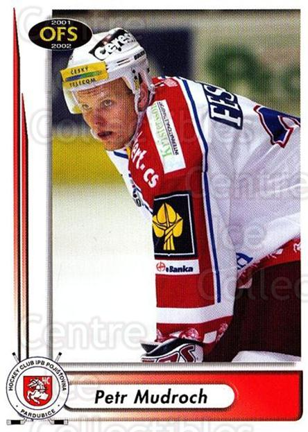 2001-02 Czech OFS #223 Petr Mudroch<br/>6 In Stock - $2.00 each - <a href=https://centericecollectibles.foxycart.com/cart?name=2001-02%20Czech%20OFS%20%23223%20Petr%20Mudroch...&quantity_max=6&price=$2.00&code=93591 class=foxycart> Buy it now! </a>