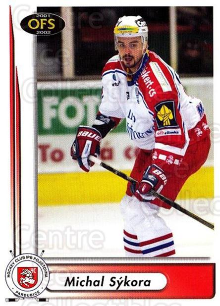 2001-02 Czech OFS #248 Michal Sykora<br/>4 In Stock - $2.00 each - <a href=https://centericecollectibles.foxycart.com/cart?name=2001-02%20Czech%20OFS%20%23248%20Michal%20Sykora...&quantity_max=4&price=$2.00&code=93616 class=foxycart> Buy it now! </a>