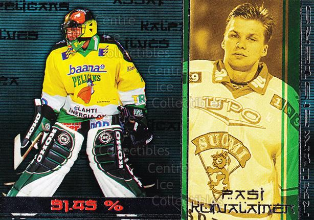2001-02 Finnish Cardset Haltmeisters #12 Pasi Kuivalainen<br/>1 In Stock - $3.00 each - <a href=https://centericecollectibles.foxycart.com/cart?name=2001-02%20Finnish%20Cardset%20Haltmeisters%20%2312%20Pasi%20Kuivalaine...&quantity_max=1&price=$3.00&code=93650 class=foxycart> Buy it now! </a>