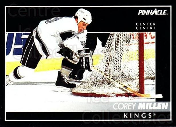 1992-93 Pinnacle Canadian #138 Corey Millen<br/>5 In Stock - $1.00 each - <a href=https://centericecollectibles.foxycart.com/cart?name=1992-93%20Pinnacle%20Canadian%20%23138%20Corey%20Millen...&quantity_max=5&price=$1.00&code=9372 class=foxycart> Buy it now! </a>