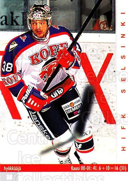2001-02 Finnish Cardset #209 Andrei Podkonicky<br/>2 In Stock - $2.00 each - <a href=https://centericecollectibles.foxycart.com/cart?name=2001-02%20Finnish%20Cardset%20%23209%20Andrei%20Podkonic...&quantity_max=2&price=$2.00&code=93776 class=foxycart> Buy it now! </a>