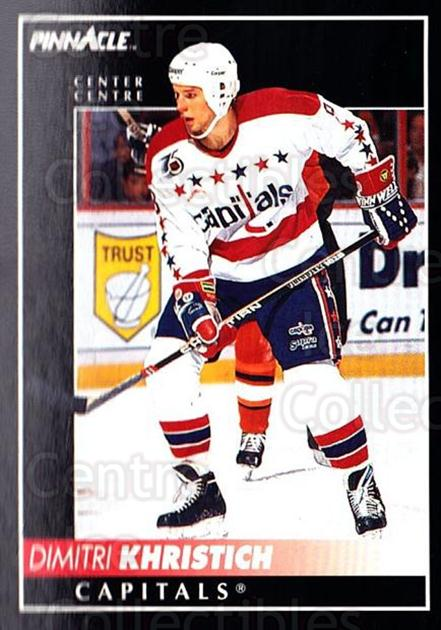 1992-93 Pinnacle Canadian #146 Dimitri Khristich<br/>5 In Stock - $1.00 each - <a href=https://centericecollectibles.foxycart.com/cart?name=1992-93%20Pinnacle%20Canadian%20%23146%20Dimitri%20Khristi...&quantity_max=5&price=$1.00&code=9381 class=foxycart> Buy it now! </a>