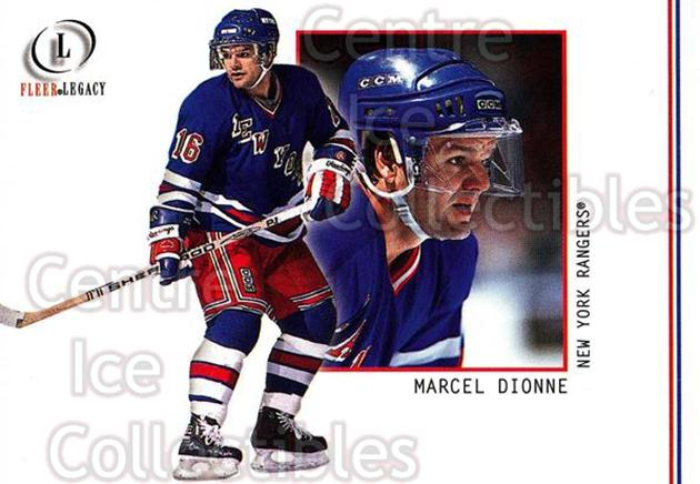 2001-02 Fleer Legacy #16 Marcel Dionne<br/>2 In Stock - $1.00 each - <a href=https://centericecollectibles.foxycart.com/cart?name=2001-02%20Fleer%20Legacy%20%2316%20Marcel%20Dionne...&quantity_max=2&price=$1.00&code=93820 class=foxycart> Buy it now! </a>