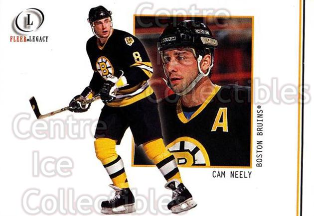 2001-02 Fleer Legacy #53 Cam Neely<br/>10 In Stock - $1.00 each - <a href=https://centericecollectibles.foxycart.com/cart?name=2001-02%20Fleer%20Legacy%20%2353%20Cam%20Neely...&quantity_max=10&price=$1.00&code=93856 class=foxycart> Buy it now! </a>
