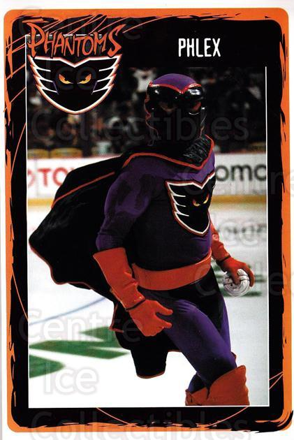 2001-02 Philadelphia Flyers Postcards #28 Mascot<br/>1 In Stock - $3.00 each - <a href=https://centericecollectibles.foxycart.com/cart?name=2001-02%20Philadelphia%20Flyers%20Postcards%20%2328%20Mascot...&quantity_max=1&price=$3.00&code=93887 class=foxycart> Buy it now! </a>