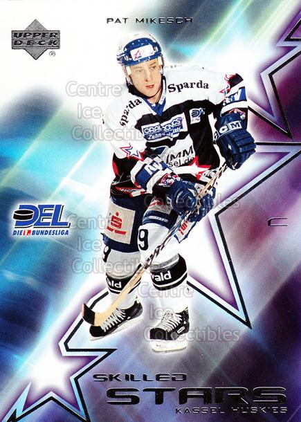 2001-02 German DEL Skilled Stars #7 Pat Mikesch<br/>3 In Stock - $3.00 each - <a href=https://centericecollectibles.foxycart.com/cart?name=2001-02%20German%20DEL%20Skilled%20Stars%20%237%20Pat%20Mikesch...&quantity_max=3&price=$3.00&code=93919 class=foxycart> Buy it now! </a>