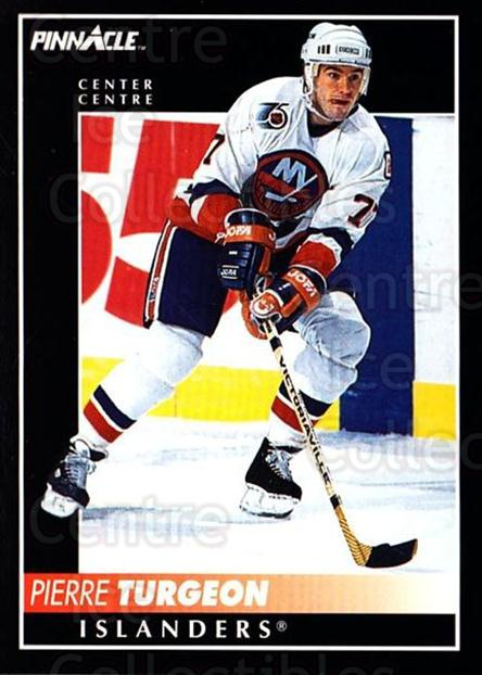 1992-93 Pinnacle Canadian #165 Pierre Turgeon<br/>4 In Stock - $1.00 each - <a href=https://centericecollectibles.foxycart.com/cart?name=1992-93%20Pinnacle%20Canadian%20%23165%20Pierre%20Turgeon...&quantity_max=4&price=$1.00&code=9401 class=foxycart> Buy it now! </a>