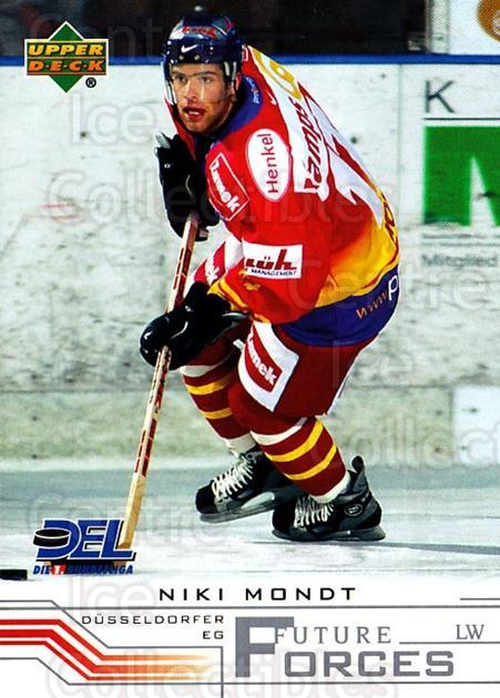 2001-02 German DEL #246 Nikolaus Mondt<br/>7 In Stock - $2.00 each - <a href=https://centericecollectibles.foxycart.com/cart?name=2001-02%20German%20DEL%20%23246%20Nikolaus%20Mondt...&quantity_max=7&price=$2.00&code=94069 class=foxycart> Buy it now! </a>