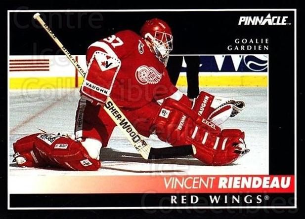 1992-93 Pinnacle Canadian #177 Vincent Riendeau<br/>4 In Stock - $1.00 each - <a href=https://centericecollectibles.foxycart.com/cart?name=1992-93%20Pinnacle%20Canadian%20%23177%20Vincent%20Riendea...&quantity_max=4&price=$1.00&code=9413 class=foxycart> Buy it now! </a>