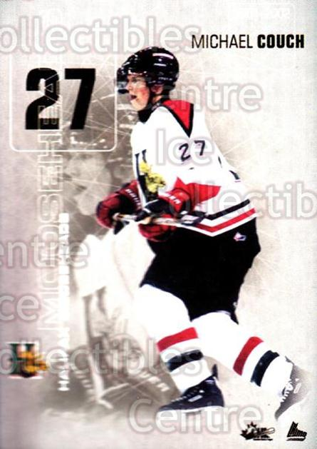 2001-02 Halifax Mooseheads #5 Michael Couch<br/>6 In Stock - $3.00 each - <a href=https://centericecollectibles.foxycart.com/cart?name=2001-02%20Halifax%20Mooseheads%20%235%20Michael%20Couch...&quantity_max=6&price=$3.00&code=94202 class=foxycart> Buy it now! </a>