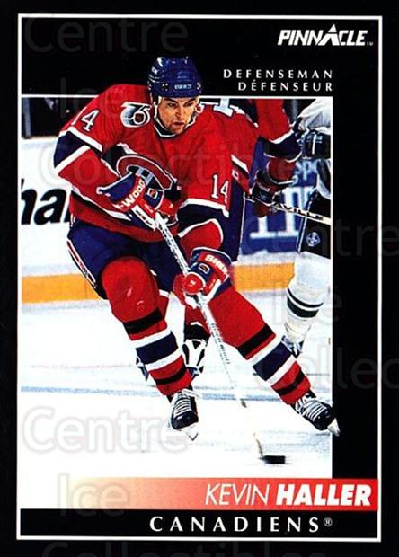 1992-93 Pinnacle Canadian #211 Kevin Haller<br/>5 In Stock - $1.00 each - <a href=https://centericecollectibles.foxycart.com/cart?name=1992-93%20Pinnacle%20Canadian%20%23211%20Kevin%20Haller...&quantity_max=5&price=$1.00&code=9448 class=foxycart> Buy it now! </a>