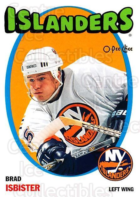 2001-02 O-Pee-Chee Heritage Parallel Insert #77 Brad Isbister<br/>6 In Stock - $2.00 each - <a href=https://centericecollectibles.foxycart.com/cart?name=2001-02%20O-Pee-Chee%20Heritage%20Parallel%20Insert%20%2377%20Brad%20Isbister...&quantity_max=6&price=$2.00&code=94605 class=foxycart> Buy it now! </a>