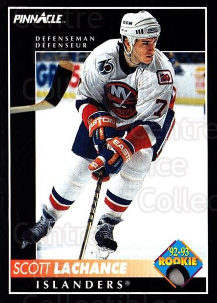 1992-93 Pinnacle Canadian #223 Scott Lachance<br/>5 In Stock - $1.00 each - <a href=https://centericecollectibles.foxycart.com/cart?name=1992-93%20Pinnacle%20Canadian%20%23223%20Scott%20Lachance...&quantity_max=5&price=$1.00&code=9461 class=foxycart> Buy it now! </a>