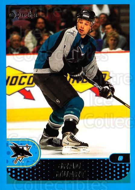 2001-02 O-Pee-Chee #118 Brad Stuart<br/>6 In Stock - $1.00 each - <a href=https://centericecollectibles.foxycart.com/cart?name=2001-02%20O-Pee-Chee%20%23118%20Brad%20Stuart...&quantity_max=6&price=$1.00&code=94640 class=foxycart> Buy it now! </a>