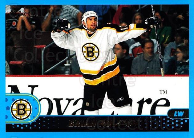 2001-02 O-Pee-Chee #129 Brian Rolston<br/>1 In Stock - $1.00 each - <a href=https://centericecollectibles.foxycart.com/cart?name=2001-02%20O-Pee-Chee%20%23129%20Brian%20Rolston...&quantity_max=1&price=$1.00&code=94652 class=foxycart> Buy it now! </a>