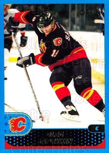 2001-02 O-Pee-Chee #137 Oleg Saprykin<br/>4 In Stock - $1.00 each - <a href=https://centericecollectibles.foxycart.com/cart?name=2001-02%20O-Pee-Chee%20%23137%20Oleg%20Saprykin...&quantity_max=4&price=$1.00&code=94661 class=foxycart> Buy it now! </a>