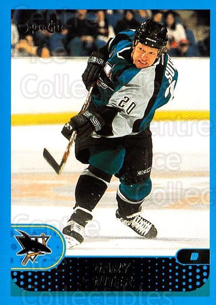 2001-02 O-Pee-Chee #146 Gary Suter<br/>8 In Stock - $1.00 each - <a href=https://centericecollectibles.foxycart.com/cart?name=2001-02%20O-Pee-Chee%20%23146%20Gary%20Suter...&quantity_max=8&price=$1.00&code=94671 class=foxycart> Buy it now! </a>