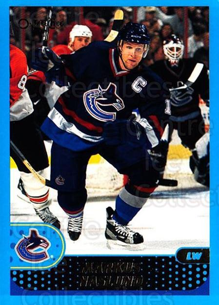 2001-02 O-Pee-Chee #15 Markus Naslund<br/>3 In Stock - $1.00 each - <a href=https://centericecollectibles.foxycart.com/cart?name=2001-02%20O-Pee-Chee%20%2315%20Markus%20Naslund...&quantity_max=3&price=$1.00&code=94676 class=foxycart> Buy it now! </a>