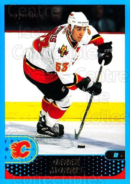 2001-02 O-Pee-Chee #171 Derek Morris<br/>8 In Stock - $1.00 each - <a href=https://centericecollectibles.foxycart.com/cart?name=2001-02%20O-Pee-Chee%20%23171%20Derek%20Morris...&quantity_max=8&price=$1.00&code=94699 class=foxycart> Buy it now! </a>
