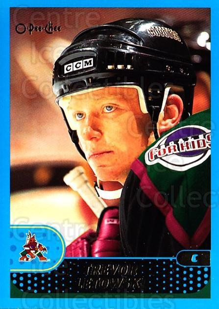 2001-02 O-Pee-Chee #191 Trevor Letowski<br/>9 In Stock - $1.00 each - <a href=https://centericecollectibles.foxycart.com/cart?name=2001-02%20O-Pee-Chee%20%23191%20Trevor%20Letowski...&quantity_max=9&price=$1.00&code=94721 class=foxycart> Buy it now! </a>
