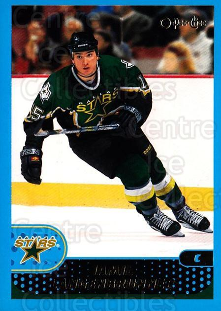 2001-02 O-Pee-Chee #208 Jamie Langenbrunner<br/>6 In Stock - $1.00 each - <a href=https://centericecollectibles.foxycart.com/cart?name=2001-02%20O-Pee-Chee%20%23208%20Jamie%20Langenbru...&quantity_max=6&price=$1.00&code=94740 class=foxycart> Buy it now! </a>