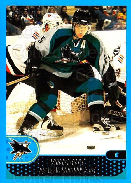 2001-02 O-Pee-Chee #222 Vincent Damphousse<br/>5 In Stock - $1.00 each - <a href=https://centericecollectibles.foxycart.com/cart?name=2001-02%20O-Pee-Chee%20%23222%20Vincent%20Damphou...&quantity_max=5&price=$1.00&code=94755 class=foxycart> Buy it now! </a>