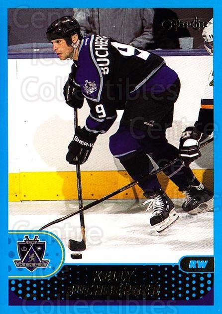2001-02 O-Pee-Chee #229 Kelly Buchberger<br/>7 In Stock - $1.00 each - <a href=https://centericecollectibles.foxycart.com/cart?name=2001-02%20O-Pee-Chee%20%23229%20Kelly%20Buchberge...&quantity_max=7&price=$1.00&code=94762 class=foxycart> Buy it now! </a>