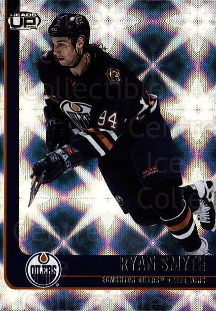 2001-02 Heads-Up #42 Ryan Smyth<br/>6 In Stock - $1.00 each - <a href=https://centericecollectibles.foxycart.com/cart?name=2001-02%20Heads-Up%20%2342%20Ryan%20Smyth...&quantity_max=6&price=$1.00&code=95263 class=foxycart> Buy it now! </a>