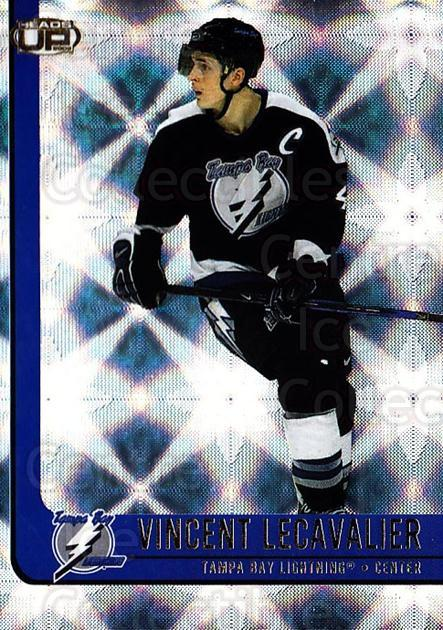2001-02 Heads-Up #87 Vincent Lecavalier<br/>6 In Stock - $1.00 each - <a href=https://centericecollectibles.foxycart.com/cart?name=2001-02%20Heads-Up%20%2387%20Vincent%20Lecaval...&quantity_max=6&price=$1.00&code=95304 class=foxycart> Buy it now! </a>