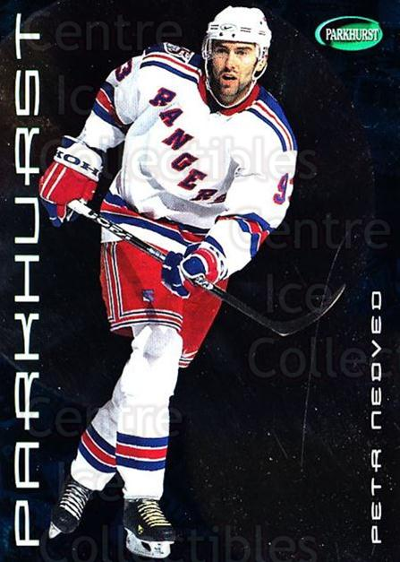 2001-02 Parkhurst #101 Petr Nedved<br/>7 In Stock - $1.00 each - <a href=https://centericecollectibles.foxycart.com/cart?name=2001-02%20Parkhurst%20%23101%20Petr%20Nedved...&quantity_max=7&price=$1.00&code=95760 class=foxycart> Buy it now! </a>