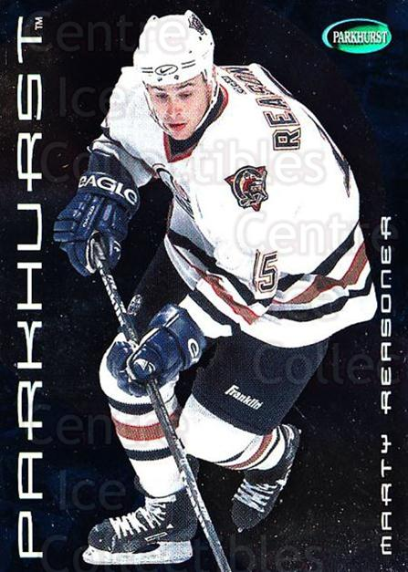 2001-02 Parkhurst #229 Marty Reasoner<br/>5 In Stock - $1.00 each - <a href=https://centericecollectibles.foxycart.com/cart?name=2001-02%20Parkhurst%20%23229%20Marty%20Reasoner...&quantity_max=5&price=$1.00&code=95894 class=foxycart> Buy it now! </a>