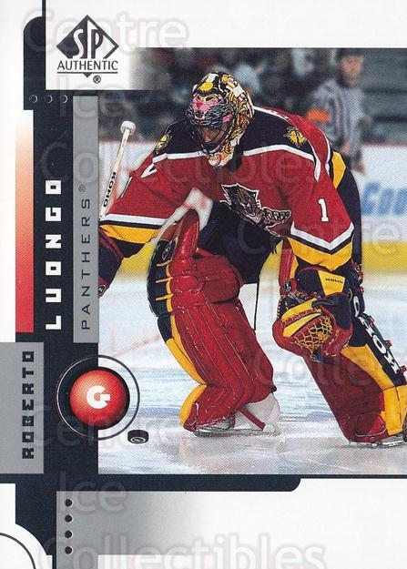 2001-02 SP Authentic #37 Roberto Luongo<br/>4 In Stock - $2.00 each - <a href=https://centericecollectibles.foxycart.com/cart?name=2001-02%20SP%20Authentic%20%2337%20Roberto%20Luongo...&quantity_max=4&price=$2.00&code=96527 class=foxycart> Buy it now! </a>