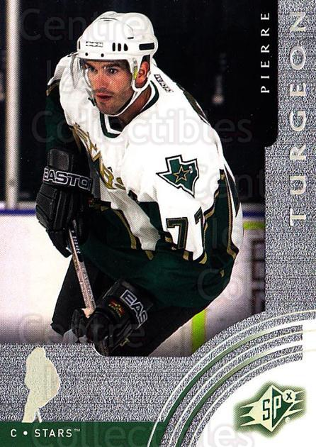2001-02 SPx #21 Pierre Turgeon<br/>6 In Stock - $1.00 each - <a href=https://centericecollectibles.foxycart.com/cart?name=2001-02%20SPx%20%2321%20Pierre%20Turgeon...&quantity_max=6&price=$1.00&code=96790 class=foxycart> Buy it now! </a>