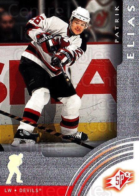 2001-02 SPx #38 Patrik Elias<br/>5 In Stock - $1.00 each - <a href=https://centericecollectibles.foxycart.com/cart?name=2001-02%20SPx%20%2338%20Patrik%20Elias...&quantity_max=5&price=$1.00&code=96813 class=foxycart> Buy it now! </a>