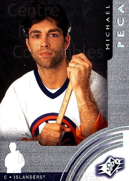 2001-02 SPx #40 Mike Peca<br/>6 In Stock - $1.00 each - <a href=https://centericecollectibles.foxycart.com/cart?name=2001-02%20SPx%20%2340%20Mike%20Peca...&quantity_max=6&price=$1.00&code=96816 class=foxycart> Buy it now! </a>
