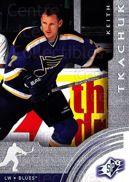 2001-02 SPx #59 Keith Tkachuk<br/>6 In Stock - $1.00 each - <a href=https://centericecollectibles.foxycart.com/cart?name=2001-02%20SPx%20%2359%20Keith%20Tkachuk...&quantity_max=6&price=$1.00&code=96835 class=foxycart> Buy it now! </a>