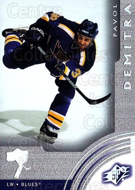 2001-02 SPx #61 Pavol Demitra<br/>5 In Stock - $1.00 each - <a href=https://centericecollectibles.foxycart.com/cart?name=2001-02%20SPx%20%2361%20Pavol%20Demitra...&quantity_max=5&price=$1.00&code=96838 class=foxycart> Buy it now! </a>
