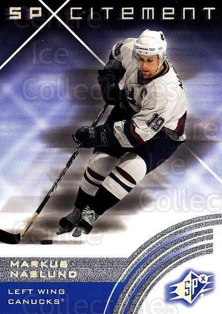 2001-02 SPx #80 Markus Naslund<br/>6 In Stock - $1.00 each - <a href=https://centericecollectibles.foxycart.com/cart?name=2001-02%20SPx%20%2380%20Markus%20Naslund...&quantity_max=6&price=$1.00&code=96859 class=foxycart> Buy it now! </a>