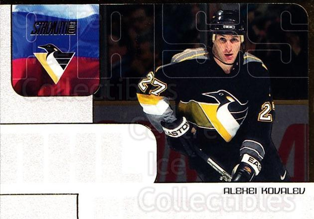 2001-02 Stadium Club NHL Passport #6 Alexei Kovalev<br/>2 In Stock - $2.00 each - <a href=https://centericecollectibles.foxycart.com/cart?name=2001-02%20Stadium%20Club%20NHL%20Passport%20%236%20Alexei%20Kovalev...&quantity_max=2&price=$2.00&code=96909 class=foxycart> Buy it now! </a>