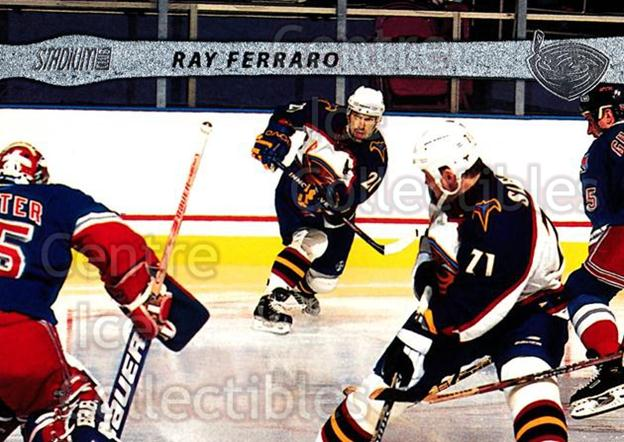 2001-02 Stadium Club #25 Ray Ferraro<br/>9 In Stock - $1.00 each - <a href=https://centericecollectibles.foxycart.com/cart?name=2001-02%20Stadium%20Club%20%2325%20Ray%20Ferraro...&quantity_max=9&price=$1.00&code=96950 class=foxycart> Buy it now! </a>