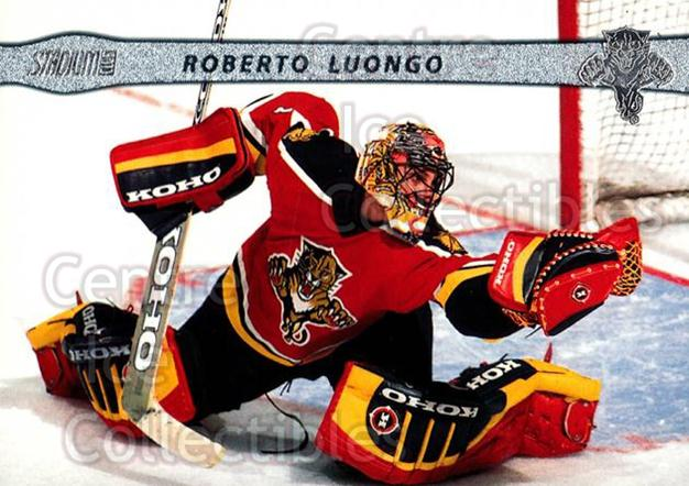 2001-02 Stadium Club #80 Roberto Luongo<br/>6 In Stock - $2.00 each - <a href=https://centericecollectibles.foxycart.com/cart?name=2001-02%20Stadium%20Club%20%2380%20Roberto%20Luongo...&quantity_max=6&price=$2.00&code=97009 class=foxycart> Buy it now! </a>