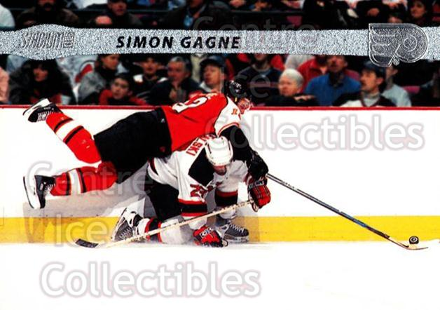 2001-02 Stadium Club #82 Simon Gagne<br/>7 In Stock - $1.00 each - <a href=https://centericecollectibles.foxycart.com/cart?name=2001-02%20Stadium%20Club%20%2382%20Simon%20Gagne...&quantity_max=7&price=$1.00&code=97011 class=foxycart> Buy it now! </a>