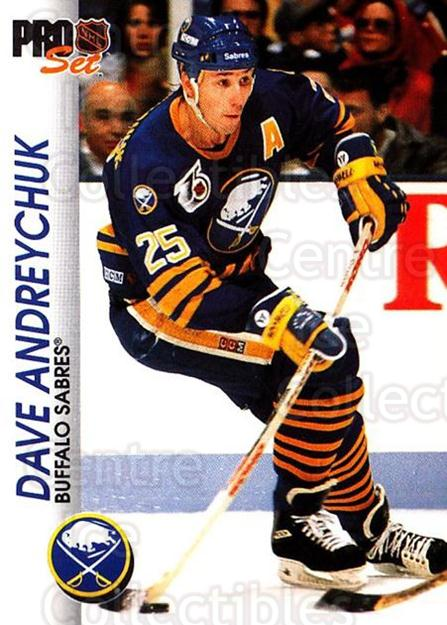 1992-93 Pro Set #15 Dave Andreychuk<br/>4 In Stock - $1.00 each - <a href=https://centericecollectibles.foxycart.com/cart?name=1992-93%20Pro%20Set%20%2315%20Dave%20Andreychuk...&quantity_max=4&price=$1.00&code=9749 class=foxycart> Buy it now! </a>