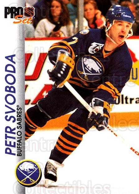 1992-93 Pro Set #16 Petr Svoboda<br/>6 In Stock - $1.00 each - <a href=https://centericecollectibles.foxycart.com/cart?name=1992-93%20Pro%20Set%20%2316%20Petr%20Svoboda...&quantity_max=6&price=$1.00&code=9760 class=foxycart> Buy it now! </a>