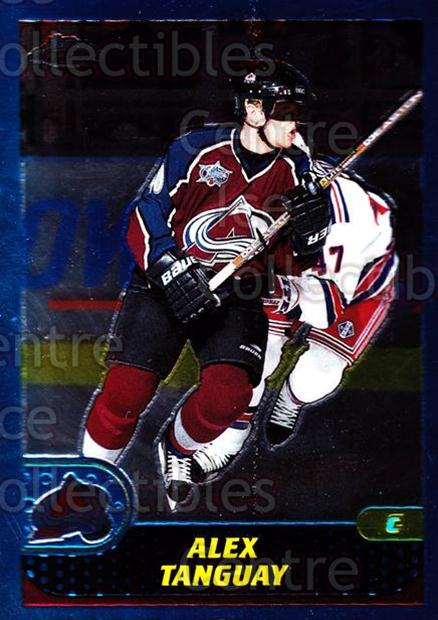 2001-02 Topps Chrome #12 Alex Tanguay<br/>5 In Stock - $1.00 each - <a href=https://centericecollectibles.foxycart.com/cart?name=2001-02%20Topps%20Chrome%20%2312%20Alex%20Tanguay...&quantity_max=5&price=$1.00&code=97641 class=foxycart> Buy it now! </a>