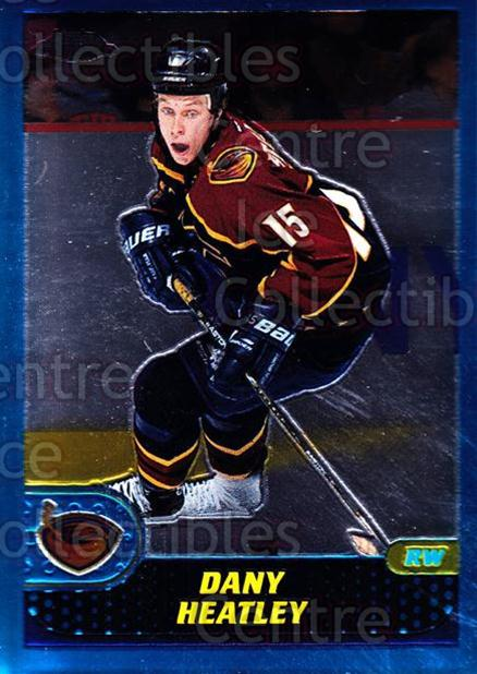 2001-02 Topps Chrome #127 Dany Heatley<br/>3 In Stock - $1.00 each - <a href=https://centericecollectibles.foxycart.com/cart?name=2001-02%20Topps%20Chrome%20%23127%20Dany%20Heatley...&quantity_max=3&price=$1.00&code=97649 class=foxycart> Buy it now! </a>
