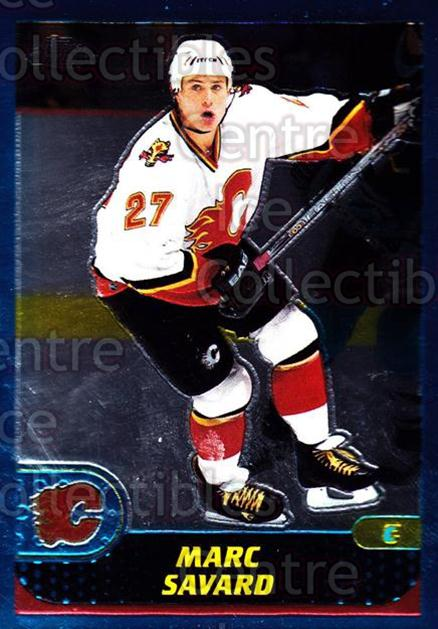 2001-02 Topps Chrome #128 Marc Savard<br/>5 In Stock - $1.00 each - <a href=https://centericecollectibles.foxycart.com/cart?name=2001-02%20Topps%20Chrome%20%23128%20Marc%20Savard...&quantity_max=5&price=$1.00&code=97650 class=foxycart> Buy it now! </a>
